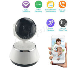 Two-way Audio 720P PTZ Indoor Network WiFi Wireless Camera Security Surveillance