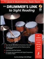 The Drummer's Link to Sight Reading - #1 Guide to Understanding Studio Charts (B