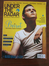 Under the Radar Beirut Jens Lekman Devendra Banhart Band of Horses Bjork Shins