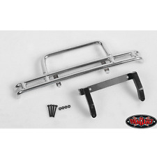 RC4WD Steel Tube Front Bumper for Tamiya Hilux & Bruiser (Silver) VVV-C0111