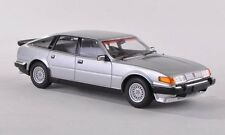 Minichamps-rover vitesse 3.5 V8 argent 1986 1:43 scale ltd edition #400 138500