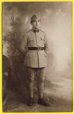 cpa CARTE PHOTO Soldat Militaire 42eme Régiment