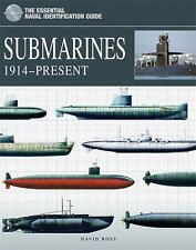 2012-09-01, SUBMARINES: 1914-Present (Essential Naval Identification Guide), Ros