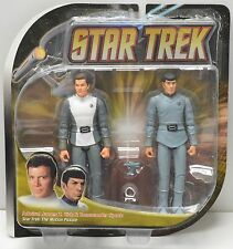 "STAR TREK ADMIRAL KIRK & SPOCK ""MOTION PICTURE"" FIGURE SET DIAMOND SELECT NIP"