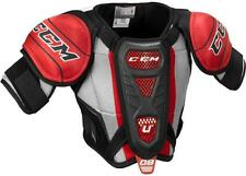 NEW CCM U+ 08 SHOULDER PAD SR L