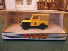 Matchbox Dinky DY- 9 1949 Land Rover with AA Decals
