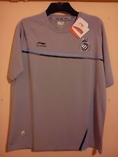 ESPANYOL FOOTBALL CLUB TRAINING SHIRT XL 2010 BNWT BARCELONA SPAIN RRP 30 GBP