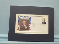 President Andrew Jackson - The Hero of New Orleans & First day Cover