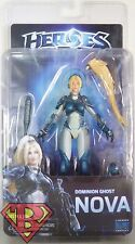 """DOMINION GHOST NOVA Heroes of the Storm 7"""" inch Video Game Figure Neca 2015"""