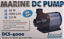 JEBAO / JECOD DCS 4000 MARINE AQUARIUM DC CONTROLLABLE RETURN PUMP - 2017 MODEL