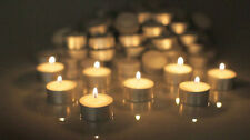 Pack of 10 Tealight Candles 2-4 Hours  Diya,Diwali,Xmas