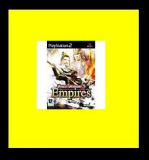 Dynasty Warriors 5: Empires (PS2) Sony PlayStation 2 PS2 PAL Brand New