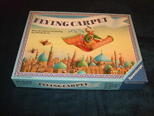 FLYING CARPET--  FAMILY BOARD GAME BY RAVENSBURGER 1988
