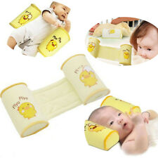 Baby Toddler Safe Anti Roll Cotton Pillow Sleep Head Positioner Anti-rollover