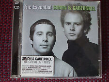 The Essential Simon & Garfunkel.Best Of/Greatest Hits.Great Double CD.Discs VGC