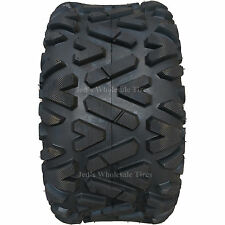 25x12.00-10 25x12-10 25/12-10 Golf Cart Go Kart ATV TIRE Barrage 6ply DOT 20-034