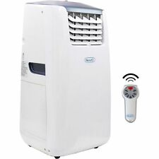 Portable 14000 BTU Air Conditioner & Heat Pump, Large 525 SqFt AC Ionizer Remote