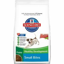Hill`s Science Diet Puppy Healthy Development Small Bites Dry Dog Food, 15.5-Pou
