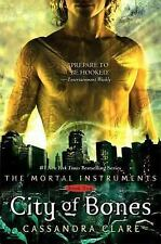 The Mortal Instruments: City of Bones 1 by Cassandra Clare (2007, Hardcover)