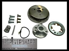 Forever Sharp Steering Wheel 3 Hole Adapter 69-94 Chevy GM Jeep Buick #A01-3P