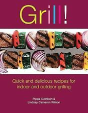 Grill! Cuthbert, Pippa Paperback