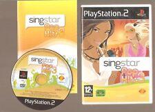 SINGSTAR POP HITS 3 !! Le Meilleur de la Série sur PS 2/PS 3