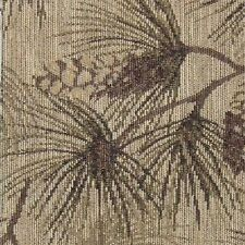 UPHOLSTERY FABRIC MOUNTAIN LODGE CABIN WHITE PINE DUSK BRANCH PINECONE FURNITURE