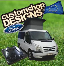 Ford Transit Camper / Day Van Double Seat Swivel Base (LHD European Model)