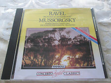 RAVEL - BOLERO - PICTURES AT AN EXHIBITION - MUSSORGSKY - ENRIQUE BATIZ - LPO -