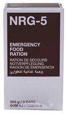 24Pack=12kg Notverpflegung NRG-5 Riegel (15,75€/kg) Katastrophen Notfall Nahrung
