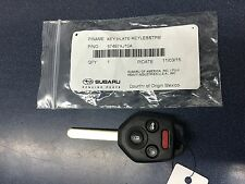 New Genuine Subaru Replacement Keyless Remote Key Fob 2010-2014 Legacy Outback