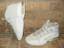 Nike Air Max Penny B 1 White Neutral Grey 624017-012 Men 10.5 M/ Hardaway/ Rare!