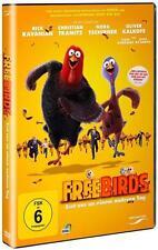 Free Birds - Esst uns an einem anderen Tag (2014) - Dvd - Neu/Ovp