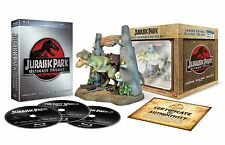 Jurassic Park: Ultimate Trilogy - Limited Edition [Blu-ray + DVD + Digital] NEW