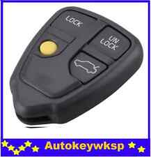 4 buttons remote key case fob replacement for Volvo S40 V70 C70