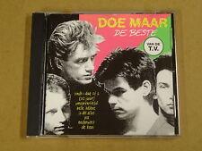 CD / DOE MAAR ... DE BESTE