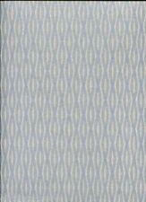 1 rotolo di John Lewis casadeco torsade Carta da parati INF 2386 65 01 GRIGIO / ARGENTO