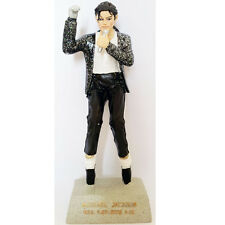 Michael Jackson Action Figure King of Pop MJ Doll Memorial Toy Billy Jean 8""