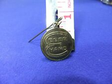 vtg badge eber hard made in holland advert advertising watches 1920s 30s ? cupid
