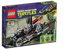 LEGO TMNT 79101 Shredders Dragon Turbo Bike Teenage Mutant Ninja Turtles