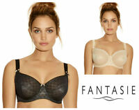Fantasie Jana Underwired Side Support Bra 2831 Black or Caramel VARIOUS SIZES