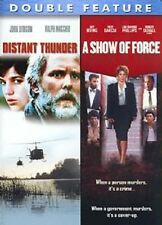 Distant Thunder / A Show of Force (Double Feat New DVD