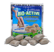 Septic Tank Care BIOACTIVE - 12 Sachets / 1 Year Supply Septic Tank Treatment