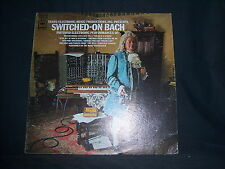 "Columbia MW MS-7194 Walter Carlos - Switched on Bach 1968 12"" 33 RPM"