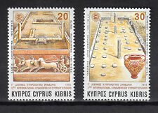 CYPRUS 1995 3rd INTERNATIONAL CONGRESS OF CYPRIOT STUDIES MNH
