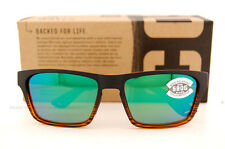 New Costa Del Mar Fishing Sunglasses HINANO Coconut Green Mirror 580G POLARIZED