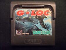 G-LOC: Air Battle (Sega Game Gear, 1991)