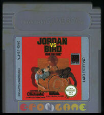 JORDAN VS. BIRD ONE ON ONE Gameboy Game Boy Versione Italiana ••• SOLO CARTUCCIA