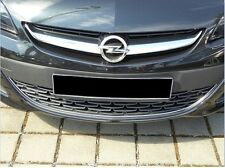 Rinforzo cromo per OPEL ASTRA J Facelift FRONT PARAURTI TUNING CROMO 09/12 - 06/15
