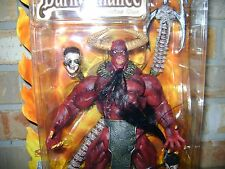 "Dark Alliance Series 1 LUCIFER Figure 10"" tall by Art Asylum Chaos! Comics"